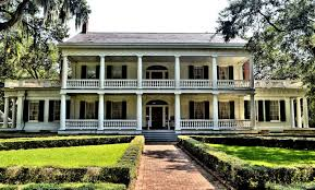 Plantation Style French Plantation House Style House List Disign