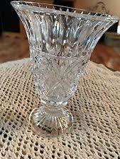 Waterford Crystal 8 Vase Waterford Crystal 8