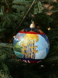 ornaments representing colorado