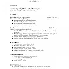 exle high resume for college application resume high studentxles unforgettablexle and free