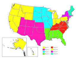 united states map click and learn at interactive of usa regions