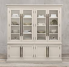 restoration hardware china cabinet sideboard hutches rh