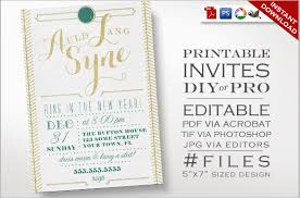 28 new year invitation templates u2013 free word pdf psd eps