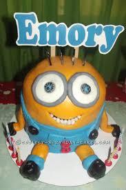 minion birthday cakes minions birthday cake