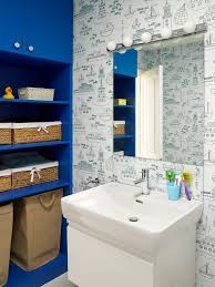wallpaper borders bathroom ideas storage bins and boxes bathroom contemporary with bathroom