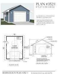 23 collection of 16 x 24 floor plans cabin ideas 13 best garage plans images on garage remodel garage