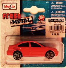 volkswagen maisto vw jetta toy car die cast and wheels maisto 2012 from