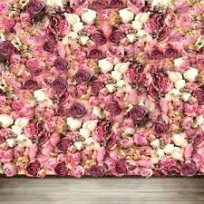 wedding backdrop ebay 10x10ft pink flower wedding backdrop photography studio props