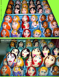 diy disney easter eggs hand painted easter eggs diy crafts for