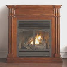 fireplace amazing can you burn real wood in a gas fireplace on a
