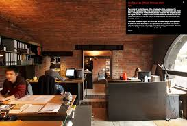 six degrees architects office space great brick big lintels www