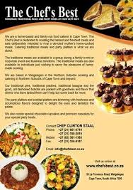 cuisine mobile occasion food catering with beautiful high quality food platters for all