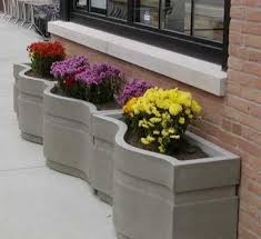 grant concrete planter barco products