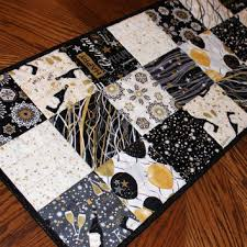 new year placemats new year quilted placemats best 25 black placemats ideas on