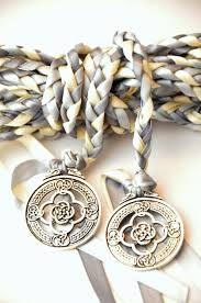 fasting cord silver celtic infinity knot wedding fasting binding cord