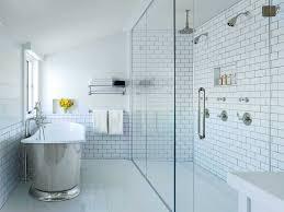 Innovative Bathroom Ideas Bathroom With Corner Shower Only