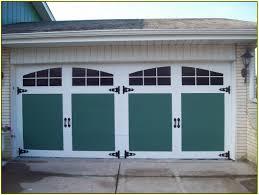 ideas your garage door decals picture home design ideas garage door decals