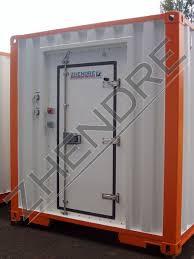 container chambre froide chambre froide en conteneur zhendre