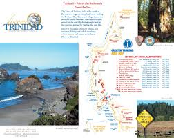 Discover The North Coast Visit California Maps Trinidad California Trinidad Tourism Lodging Association