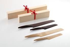 Knife Designs by Wooden Knives Fusion By Ponti Design Studio Design Milk