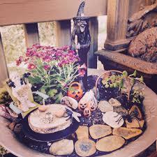 Fairy Garden Ideas by Halloween Fairy Garden Ideas Popsugar Home