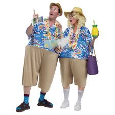 tacky tourist costume one size fits most tacky tourist
