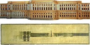 Palace Of Caserta Floor Plan Triumph Of The Baroque