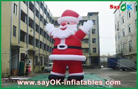 Outdoor Inflatables Decorations Inflatables Santa Claus For