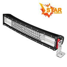 Led Curved Light Bar by Autofeel Led Lighting Light Bars Headlights And Work Lights