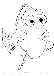 finding dory coloring coloring