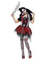 Kids Halloween Clown Costumes Horror Clown Costume Costuummess Halloween