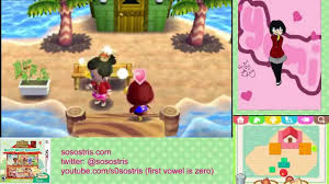 let u0027s play animal crossing happy home designer 17 youtube