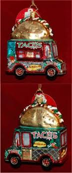 savor the flavor taco truck personalized