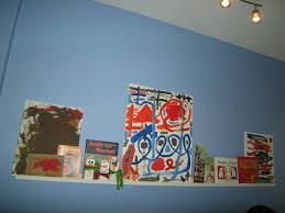pink and green mama inkjet printer craft display kids art with