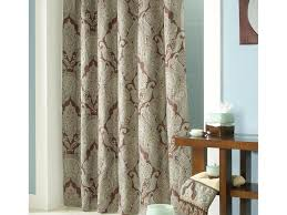 Shower Curtain Beads by Shower Curtains Homebase Shower Curtain Rod