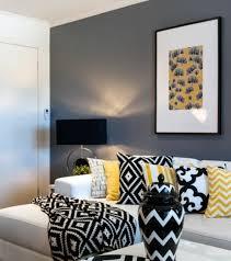 deco canapé déco salon formidable deco salon gris peinture grise sur les murs