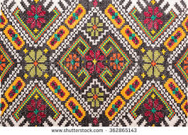 cross stitch pattern stock images royalty free images vectors