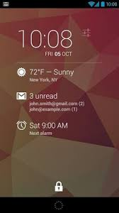 how to change lock screen on android how to add custom lock screen widgets to your nexus 7 samsung