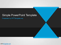Simple Ppt Template Ppt Free