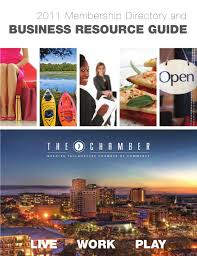 tallahassee membership directory and business resource guide by