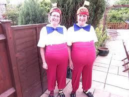 Tweedle Dee And Tweedle Dum Costumes Diy Costumes A Gallery On Flickr