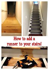 how to add a runner to stairs refresh restyle