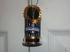 world series trophy baseball mlb ebay