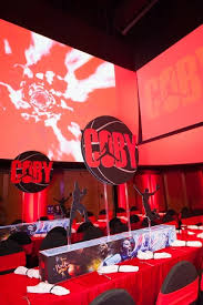 Basketball Centerpieces Basketball Bar Mitzvah At Infinity Park Ja Special Events