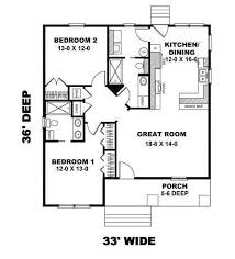 plan no 580709 house plans by westhomeplanners house plan 3456 2 bedroom 2 bath house plan without garage craftsman