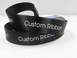 personalized ribbon printing custom ribbon from lion ribbon co printed ribbon