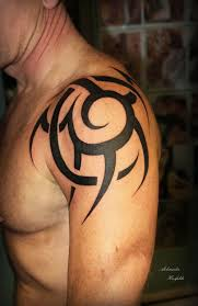 tribal designs for shoulder tatto ideas