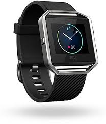 Small Table Fan Souq Fitbit Blaze Smart Fitness Watch Black Silver Large Price