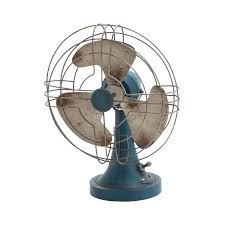 old fashioned electric fan this vintage inspired decorative fan has retro character that takes