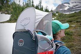 Deuter Kid Comfort Ii Sunshade Best Baby Carriers For Hiking Of 2017 Switchback Travel